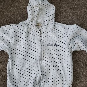 Other - Girls size XL seaside beach zip up